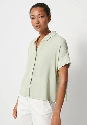 ZARKO - Button-down blouse - pistazie