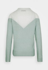 Fashion Union Tall - SNOW - Jumper - green/cream - 1