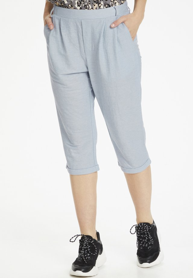 Pantalones - blue indigo