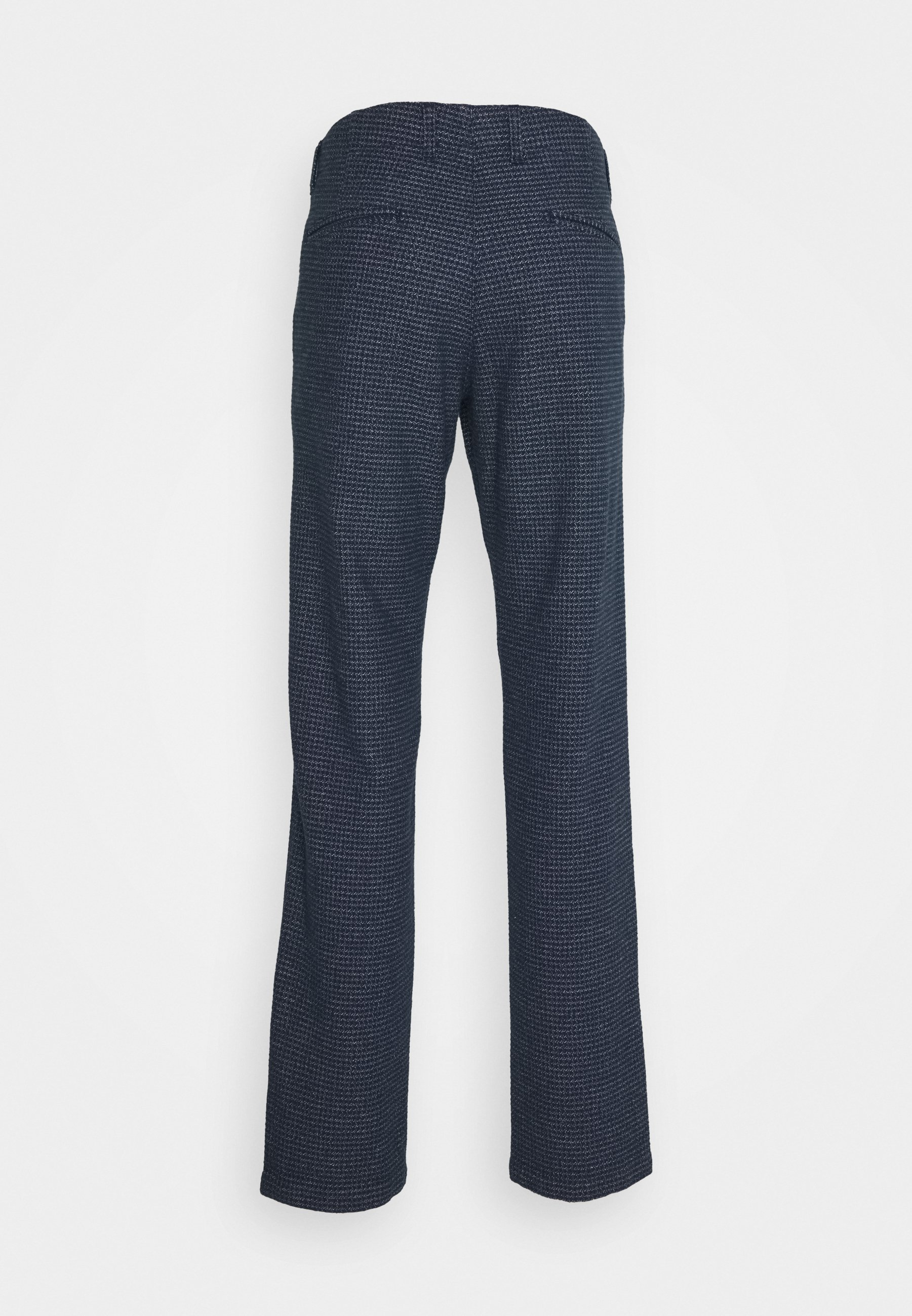 Knowledge Cotton Apparel CHUCK - Pantalon classique - total eclipse