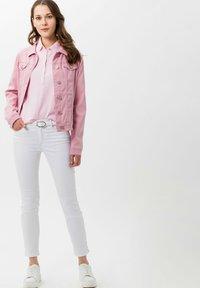 BRAX - STYLE CLEO - Polo shirt - rose - 1