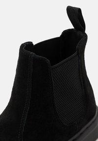 Dr. Martens - 2976 MONO UNISEX  - Korte laarzen - black - 5