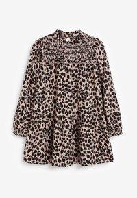 Next - SET - Robe d'été - black/light pink - 4