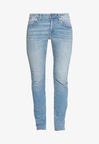 American Eagle - LIGHT WASH - Jeans Skinny Fit - classic medium - 4