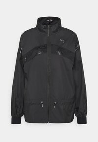 Puma - TRAIN JACKET - Training jacket - black - 5