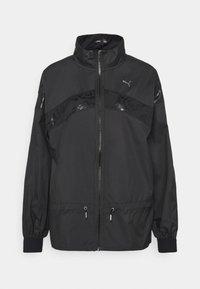 TRAIN JACKET - Training jacket - black