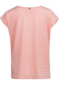 Endurance - LIMKO - Print T-shirt -  dusty peach - 1