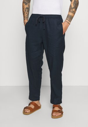 CARLTON PANT - Trousers - blue wing teal
