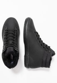 Lacoste - High-top trainers - black - 3