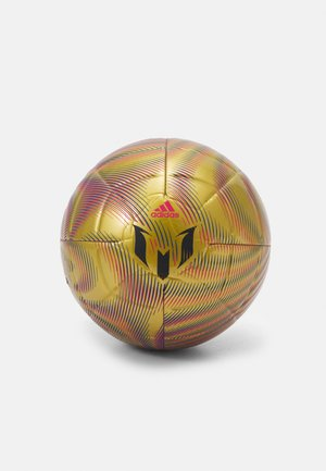 MESSI  CLUB UNISEX - Football - gold/scarlet/royal blue