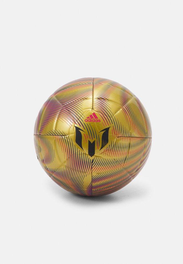 MESSI  CLUB UNISEX - Voetbal - gold/scarlet/royal blue