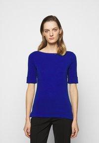 Lauren Ralph Lauren - Basic T-shirt - royal cobalt - 0