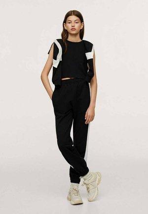 ANNEP - Pantaloni sportivi - zwart