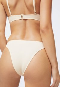 OYSHO - BRAZILIAN  - Bikiniunderdel - white - 2