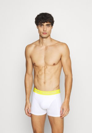 JACMIGUEL TRUNKS 5 PACK - Pants - white
