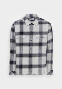 CASTOR - Shirt - grey melange