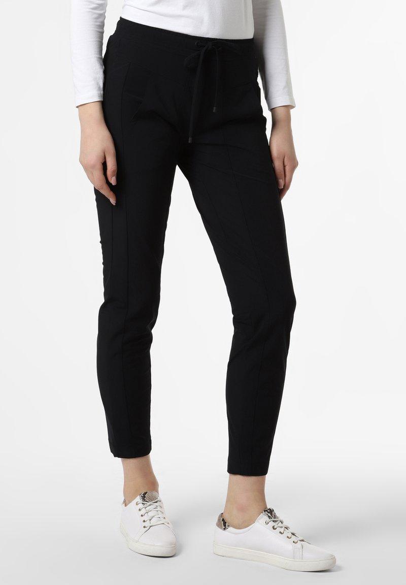 Cambio - Trousers - schwarz