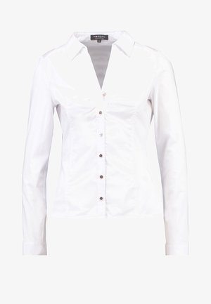 CARAM - Button-down blouse - blanc