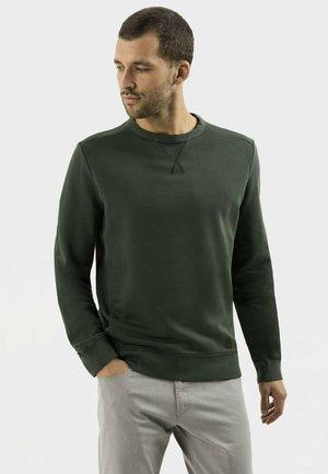 Sweatshirt - leaf green