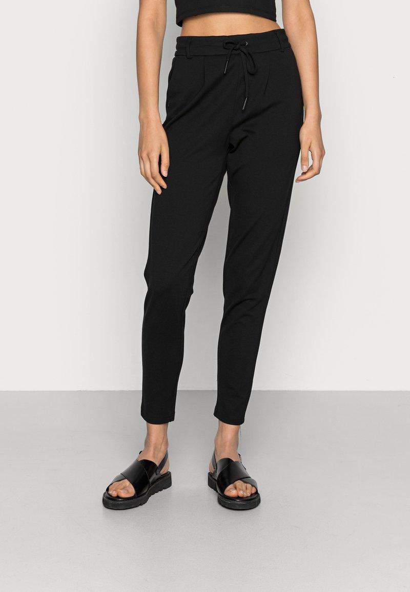 ONLY - POPTRASH EASY COLOUR PANT - Træningsbukser - black