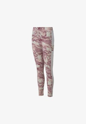 Leggings - foxglove-aop