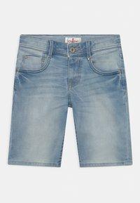 Vingino - CHARLIE - Denim shorts - light blue denim - 2
