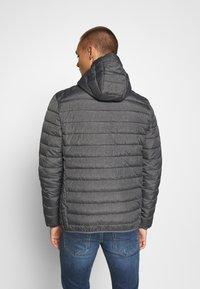 Ellesse - LOMBARDY - Summer jacket - dark grey - 2