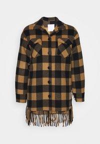 sandro - FENY - Summer jacket - camel/noir - 0