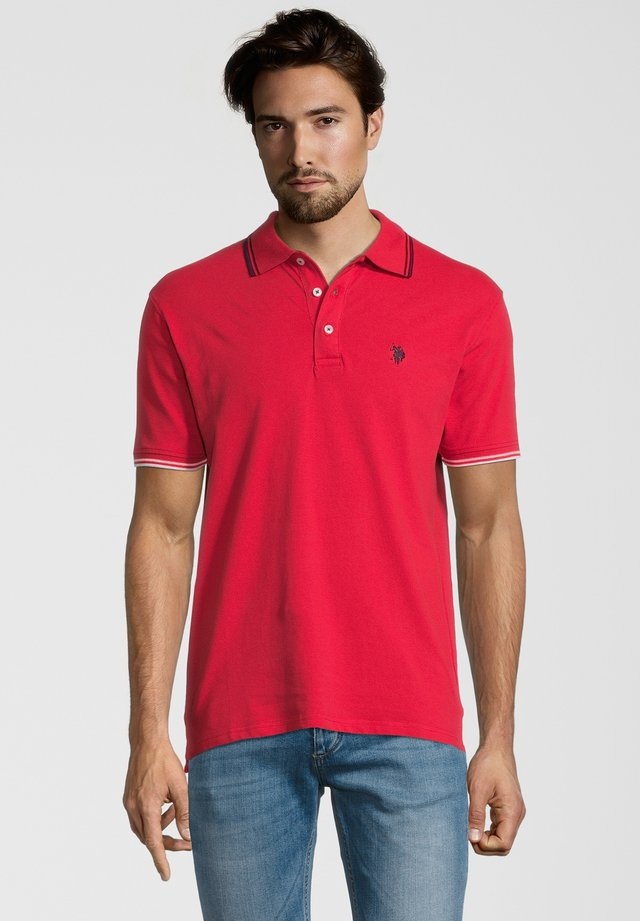 BARNEY - Polo shirt - red