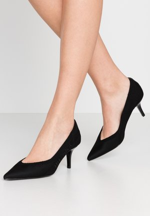 MID HEEL - Klassiske pumps - black