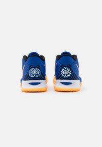 Nike Performance - KYRIE 7 - Basketball shoes - sisterhood/hyper royal/melon tint/medium brown - 2