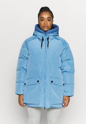 STELLA JACKET - Down coat - blue elevation