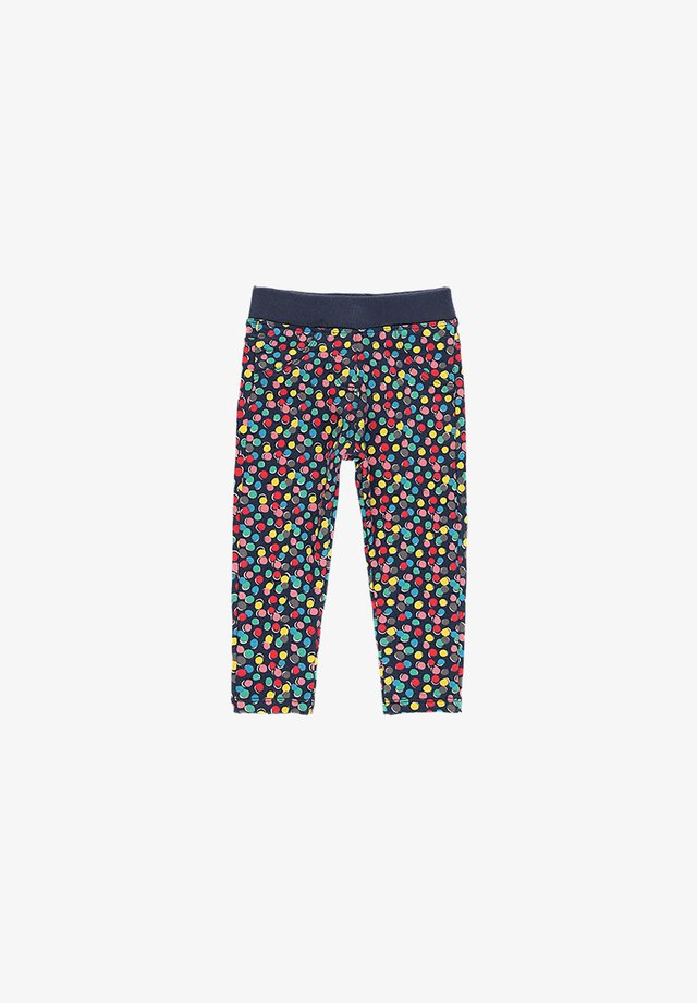 Trousers - print