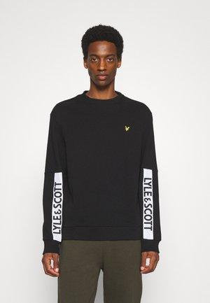 BRANDED - Sweatshirt - jet black