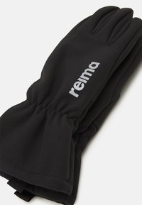 Reima - GLOVES TEHDEN UNISEX - Gloves - black - 2