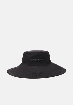 FISHERMAN HAT UNISEX - Hattu - black
