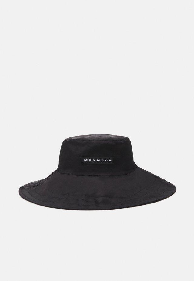 FISHERMAN HAT UNISEX - Hatt - black