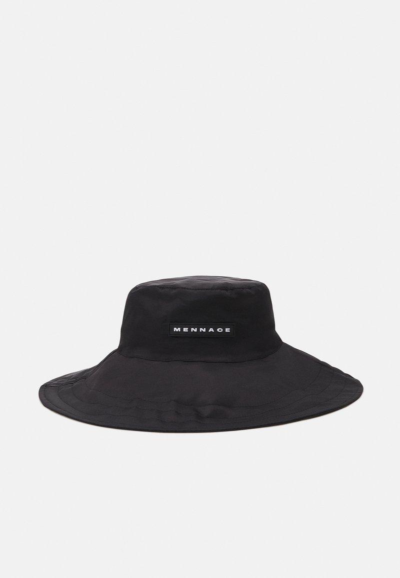 Mennace - FISHERMAN HAT UNISEX - Hat - black
