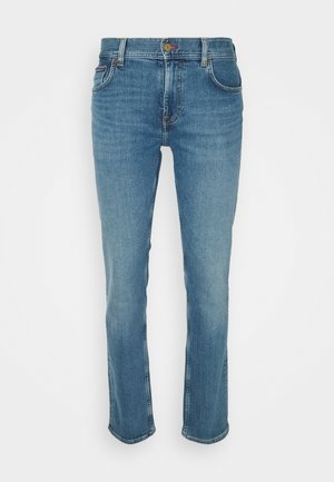 STRAIGHT DENTON - Straight leg jeans - jerome indigo