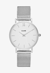 Cluse - MINUIT - Montre - silver-coloured/white - 1