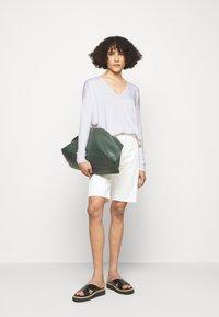 rag & bone - THE VEE - Long sleeved top - white - 1