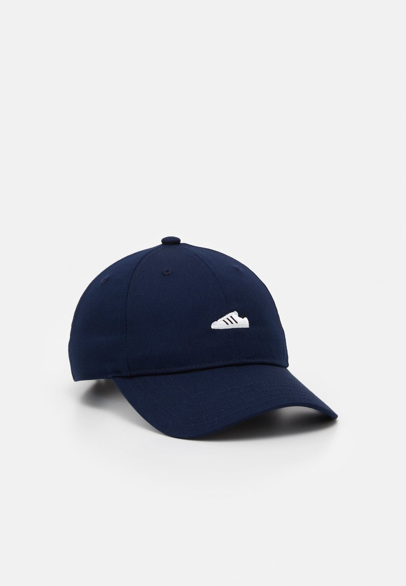 adidas Originals - SUPERSTAR UNISEX - Cap - conavy