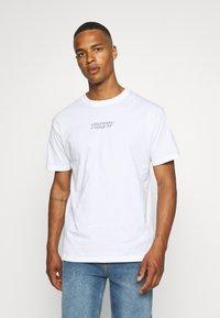 Nominal - TOKYO TEE - Print T-shirt - white - 0