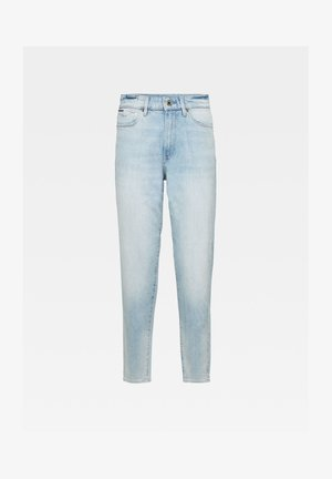 JANEH ULTRA HIGH MOM ANKLE WMN - Slim fit jeans - vintage glacial blue