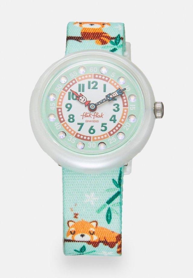 PANDAMAZING - Uhr - mint
