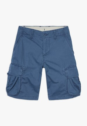 BOY - Cargo trousers - blue shade