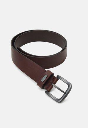 CABAZON - Belt - dark brown