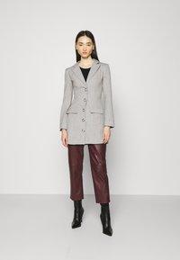 4th & Reckless - LIBERTY DRESS - Vestido informal - grey - 0