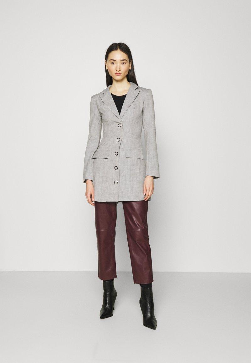 4th & Reckless - LIBERTY DRESS - Vestido informal - grey