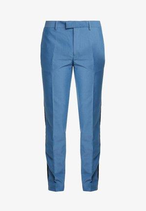 PEARDROP SKINNY - Trousers - blue